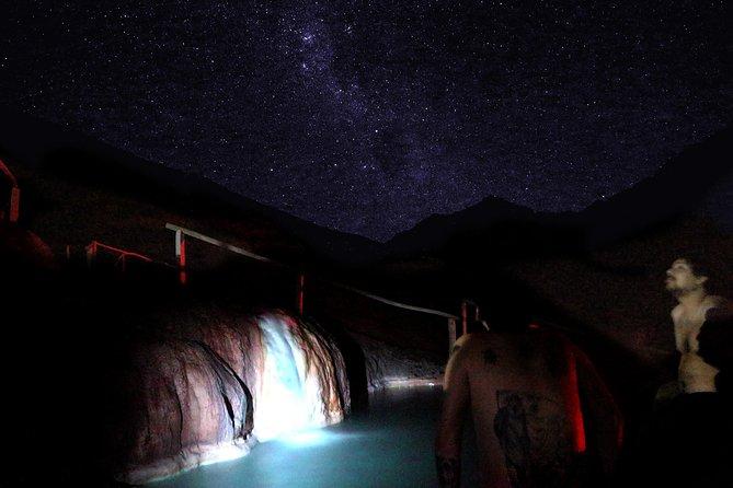 Star Gazing & Hot Springs Night Experience