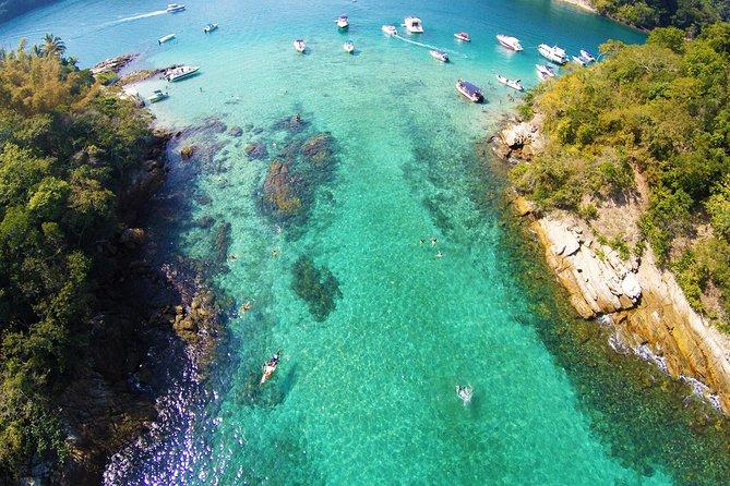 Passeio de Lancha - Super Lagoa Azul - Ilha Grande - Rio de Janeiro - Brasil