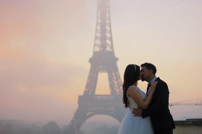 Paris Photoshoot tour with private car