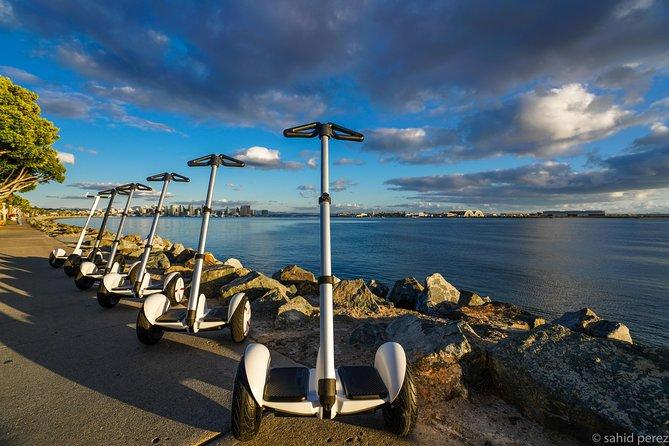 Islas tesoras de la bahía de San Diego - Tour de 2.5 horas en Segway