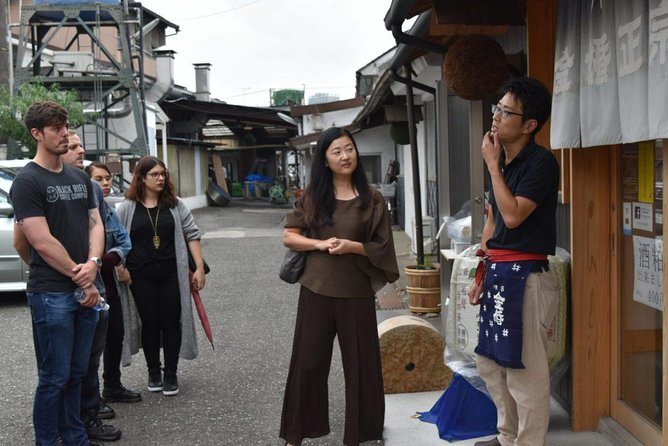 Touring the Oldest Sake Brewery in Tokyo and All-you-can-drink Sake (Rice Wine) photo 3
