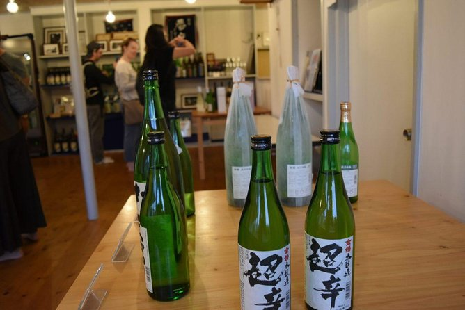 Touring the Oldest Sake Brewery in Tokyo and All-you-can-drink Sake (Rice Wine) photo 8