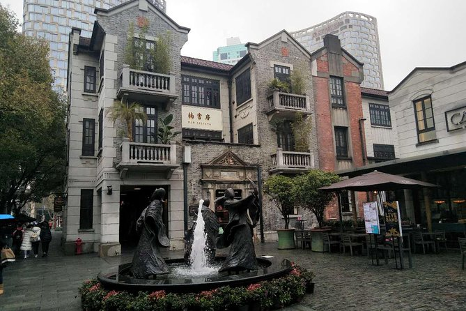 Shanghai night life with the best Acrobatics show & former French concession