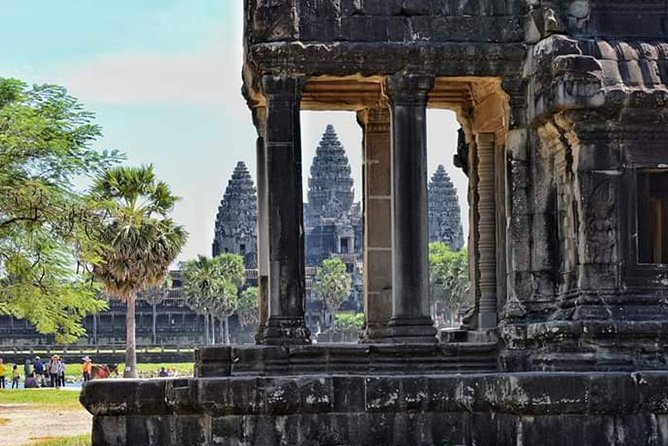 Full Day Temples of Angkor Complex