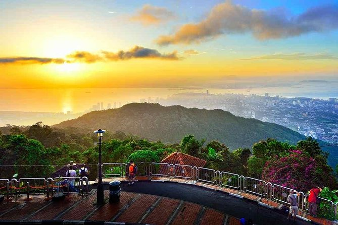 Penang City & Temple Tour with Penang Hill(Fast Lane) & Kek Lok Si