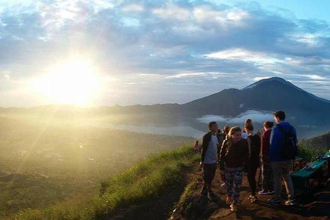 Amazing unforgettable Mount Batur Sunrise Trekking Experience + Breakfast