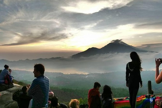 Amazing unforgettable Mount Batur Sunrise Trekking Experience + Breakfast