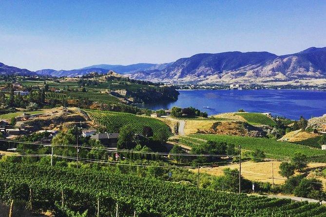 Kelowna Wine Tasting with Four Winery Stops