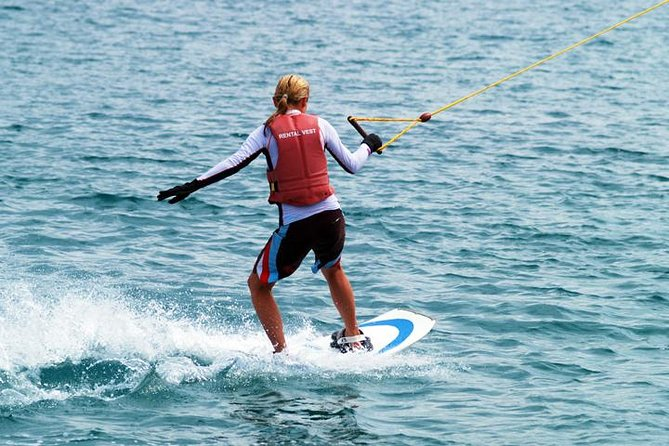 Water-skiing and Wakeboarding