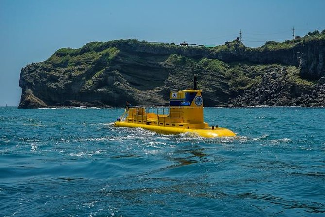 Jeju Marado Submarine One Way, Round Trip Transfer