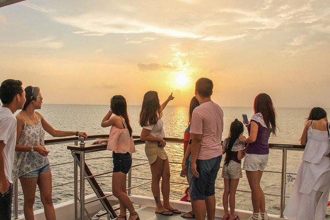Kota Kinabalu Sunset Cruise with Buffet Dinner