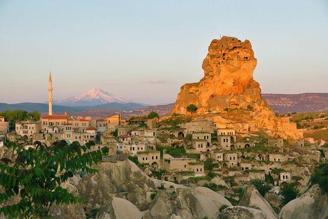 Full Day Best of Cappadocia: Cavusin, Kaymakli Underground City and Ortahisar