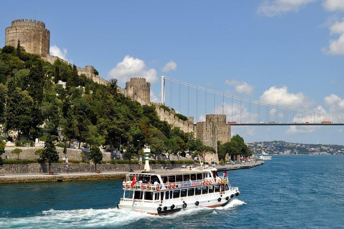 Full Day Istanbul Two Continents in One City Tour