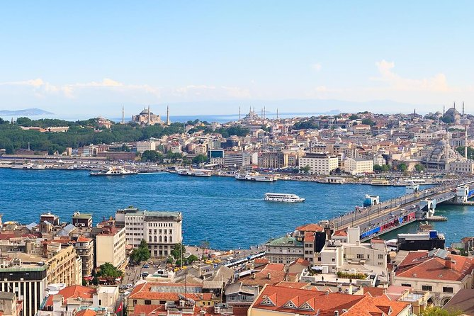 Morning Istanbul Bosphorus Cruise Tour With Spice Market