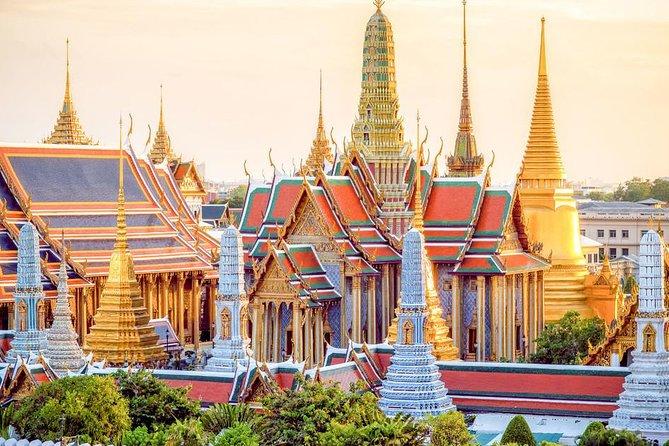 Bangkok and Klong Tour