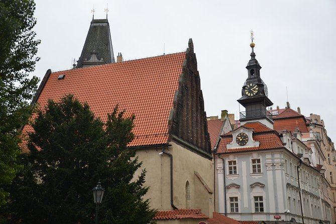 Prague Jewish Quarter Private tour - 3hours