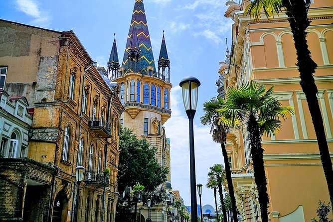 Batumi city tour.