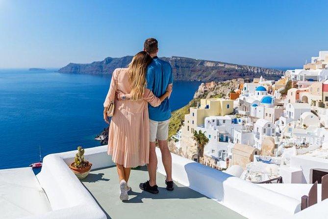 Isla Santorini Viaje a Grecia