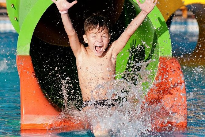 Acqua Plus Water Park Entrance Ticket with Transport