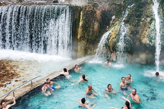 Pozar Thermal Baths and Edessa Day Trip from Thessaloniki
