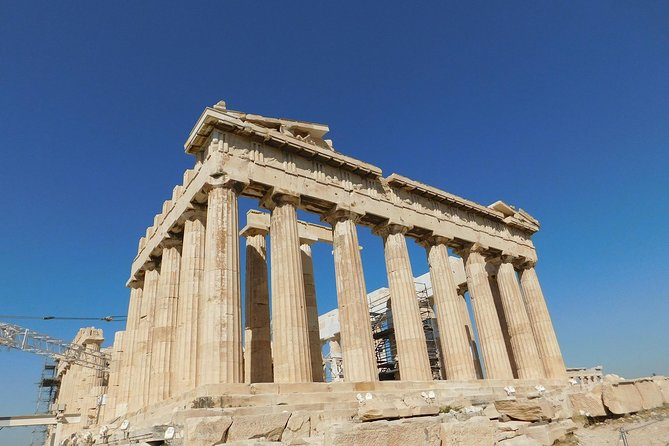 Best of Athens: Experience the top 100 sights your own way, your own pace