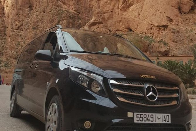 Private transfers Tangier / Marrakech