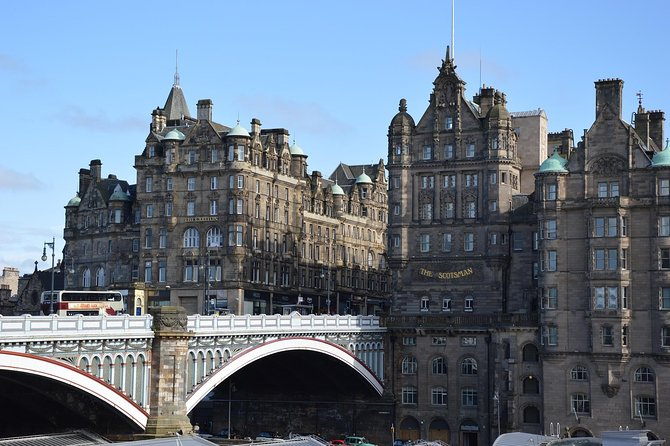 Best of Edinburgh: Experience the top 100 sights your own way, your own pace