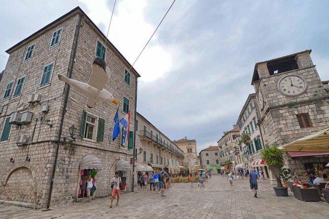 Kotor Old Town Private Walking Tour