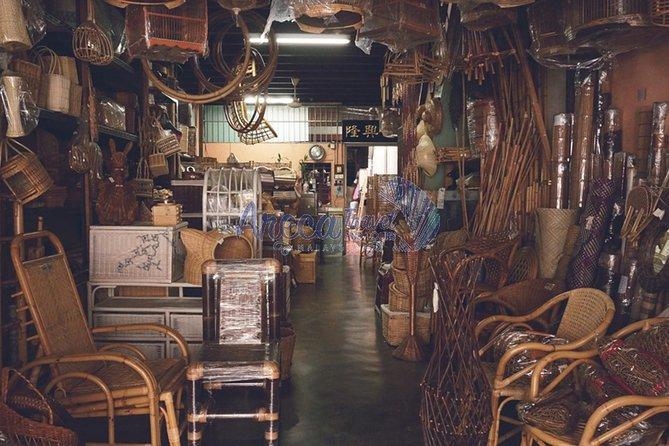 Penang Living Heritage Experience - Rattan Weaving