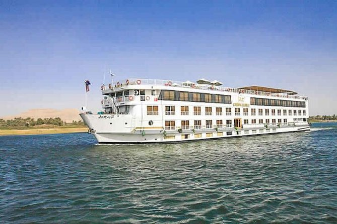 4-Day 3-Night Nile Cruise from Aswan to Luxor