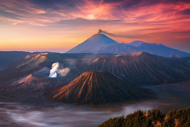 1Day - Bromo Sunrise Madakaripura via Surabaya