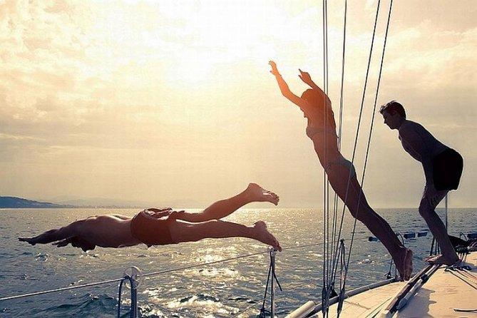 Sorrento sailing boat rental and Capri Amalfi Positano tour