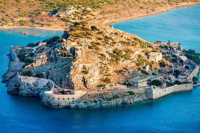 Spinalonga - Agios Nikolaos From Heraklion