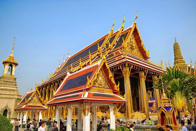 Bangkok Grand Palace and Emerald Buddha Tour