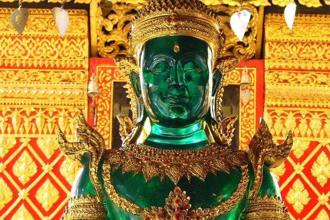 Bangkok Temple & Palace Tour ( Wat Arun,wat Pho,grand Palace,emerald Buddha )