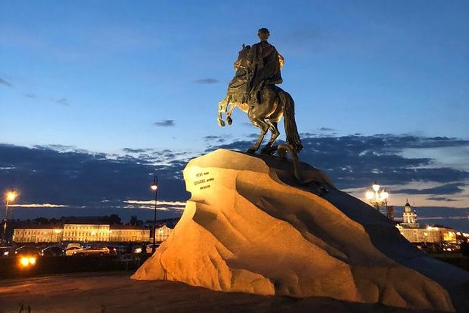 The TSAR (Peter the Great) tour with Imperial Fine dining lunch|MOST PETERSBURG
