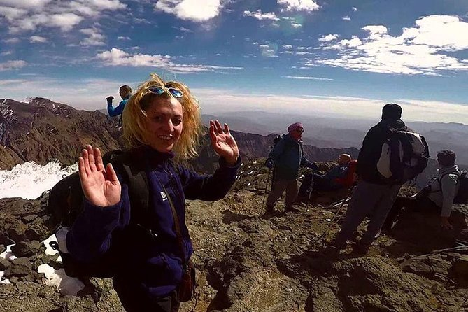 Hiking Ascent Mount Toubkal - 2 Days