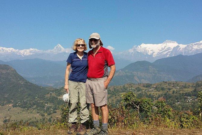 Begnaskot Village Hiking from Pokhara