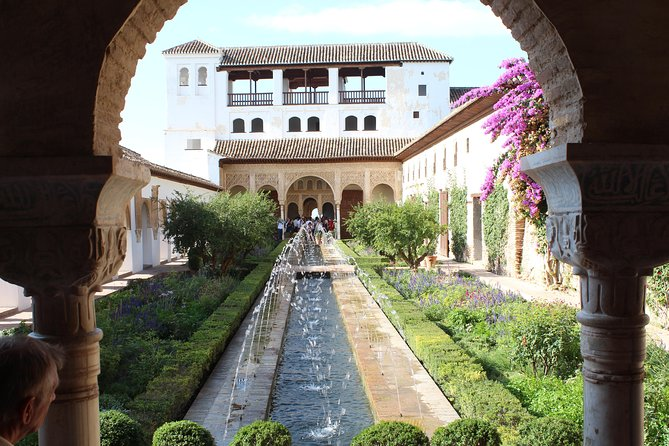 Full Day to Alhambra Palace and Generalife Gardens Direct from Malaga photo 7