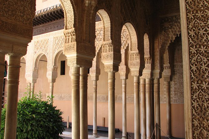 Full Day to Alhambra Palace and Generalife Gardens Direct from Malaga photo 6