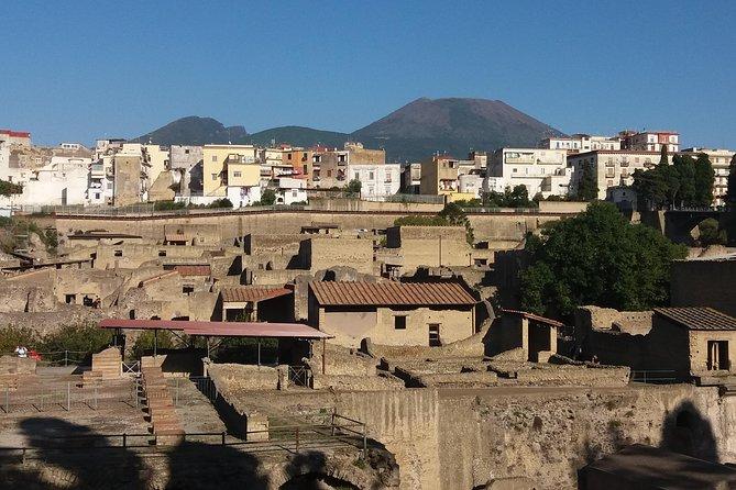Pompeii and Herculaneum full immersion