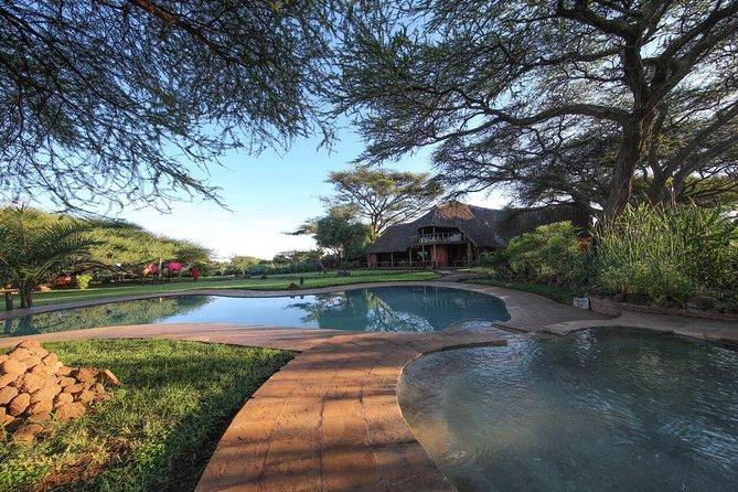 3-Day Mombasa to Amboseli Safari