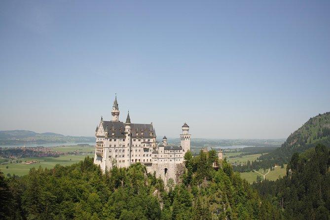 Neuschwanstein Castle Private Tour from Salzburg