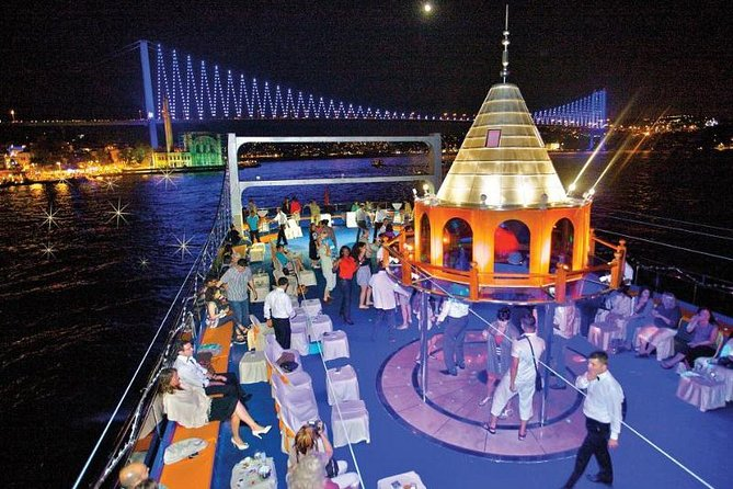 A Cruise on Bosphorus in the Night with Traditional Show photo 8