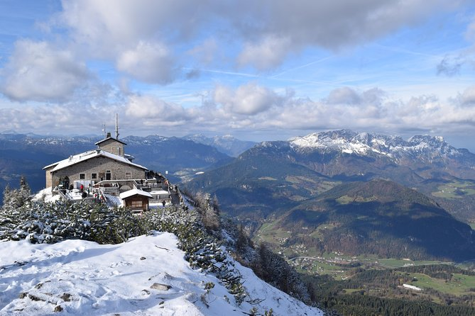Private Eagles Nest and Berchtesgaden Tour