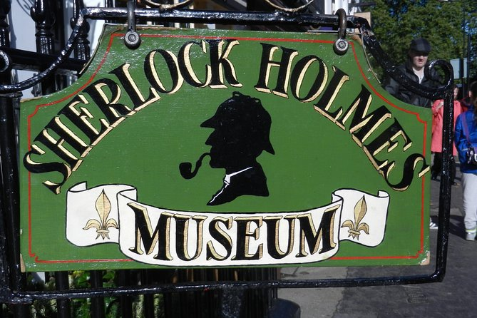 Sherlock Holmes Museum & Westminster Walking Tour
