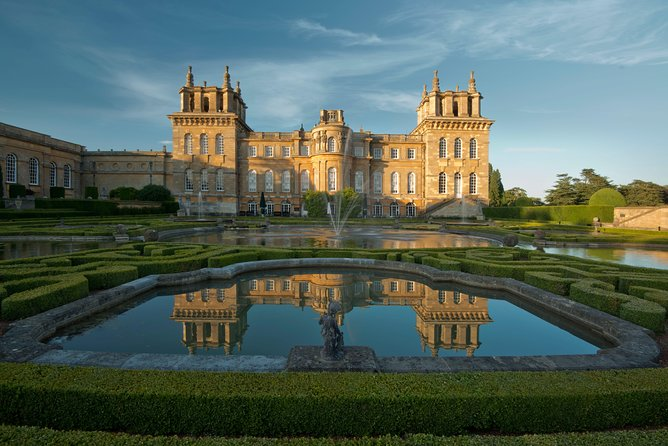 'Downton Abbey' TV Locations, Cotswolds and Blenheim Palace Tour from Oxford