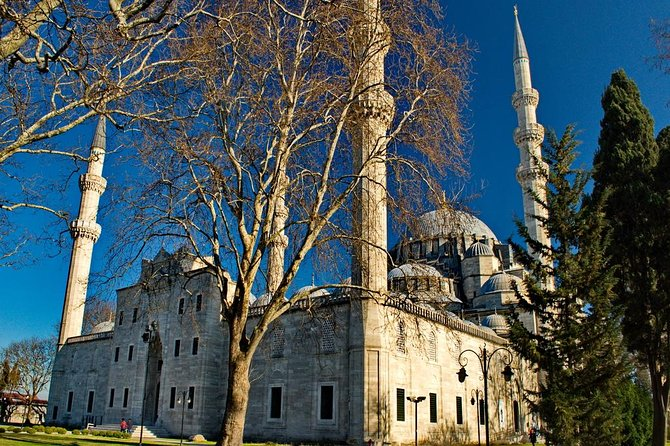 Suleiman the Magnificent Tour in Istanbul Lunch Included