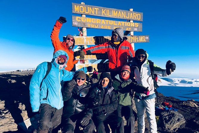 Kilimanjaro Trekking Via Machame 6 Days With Boker Adventures