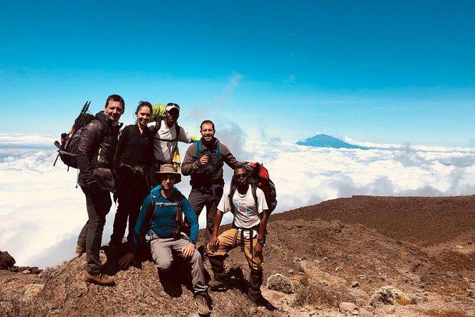 Climb Kilimanjaro Via Marangu Route 6 Days.